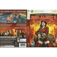 Games Xbox 360 Red Alert 3