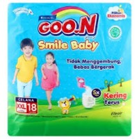 Goon Smile Baby Size XXL (Isi 2 pack)