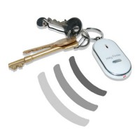 [1+1] Whistle Key Finder / Gantungan Kunci Siul