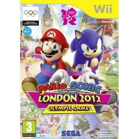 Games Nitendo wii Mario & Sonic at the LONDON 2012 Olympic Games