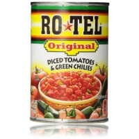 [poledit] Ro-Tel Diced Tomatoes & Green Chilies, 10 Oz (R1)/13875391
