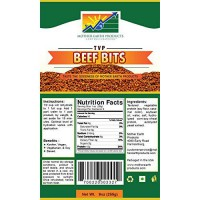 [poledit] Mother Earth Products Beef Bits TVP (2 Cup Mylar) (T1)/13875166