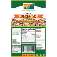 [poledit] Mother Earth Products Dehydrated Mushrooms (2 Cup Mylar) (T1)/13875119