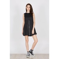 Delfi Zip Up Dress