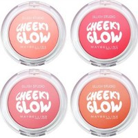 Maybelline Blush Studio Cheeky Glow | Available 4 Color