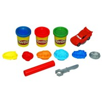 PDH113 Play Doh Disney Cars 2 Set Original Item