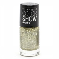 Maybelline Color Show Sequins Cat Kuku Gold - 6 ml (8901526958740)