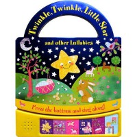 [HelloPandaBooks] Twinkle Twinkle Little Star and other Lullabies Song Board Book