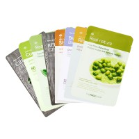 (8 variant) The Face Shop Real Nature Mask Sheet - 20g