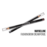 Maybelline Fashion Brow Cream Pencil Brown (8992304049583) | Available 2 Shade
