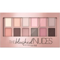 Maybelline The Blushed Nudes Eyeshadow Palette (6902395439967) - Pink