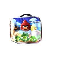 [holiczone] Angry Birds Blue & Black Lunch Box Bag by Accessory Innovations/1833088