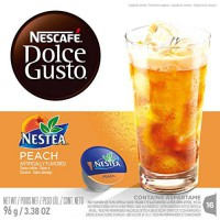 [poledit] Nescafe Dolce Gusto for Nescafe Dolce Gusto Brewers, Nestea Peach, 48 Count (T1)/13872172