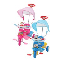 PUKU Sepeda Canopy Tricycle P30206 (18 bln)