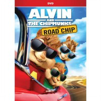 [DVD] Alvin and The Chipmunks : The Road Chip