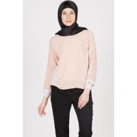 Mikaela Top Dusty Pink