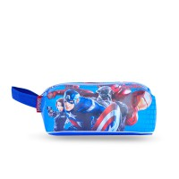 Young Soul Kid Pencil Case - Avengers Blue