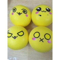Squishy / Gantungan Kunci Motif EMOTICON