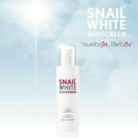 SNAIL WHITE Sun Screen 15ml UVA UVB SPF 50+ PA++ Sun Protection Ori