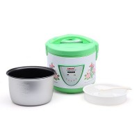 Airlux Electric Rice Cooker Capacity 2 liter 3in1 function (Cooker,Warmer,Steamer) RC9238