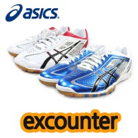 Asics - Attack Excounter (X counter attack) Red / Blue / Unisex sharer / Tennis Shoes /