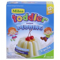 Milna Toddler Instant Pudding Vanilla 12m+