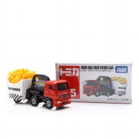 Die Cast Tomica Isuzu Giga Potato Car NO. 55