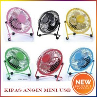 Kipas Angin Mini USB