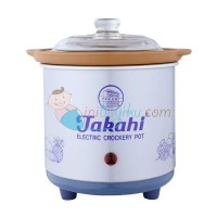 Takahi Slow Cooker Size 0.7 Color Blue