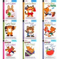 [HelloPanda] Kumon First Steps Workbooks (Ages 2 and Up)
