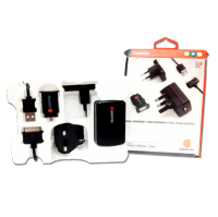 Griffin Car+Wall Chargers for iPad/iPhone