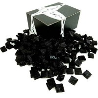 [poledit] Black Tie Mercantile Finnish Black Licorice Ripples by Cuckoo Luckoo Confections/13654006