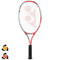 VCORE SI 23jr 210gram - orange junior raket tenis yonex