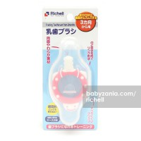 Richell Training Toothbrush - 3M
