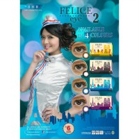 Softlens Felice Eye NO 2