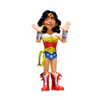 DC Just Us League Of Stupid Heroes Series 2 - Wonder Woman Figure - DC761941308654