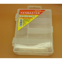 6 compartments mini box MK01 Merk Kenmaster