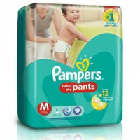 Pampers Baby Dry Pants M30