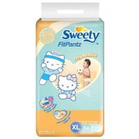Sweety Fit Pants Dry Active XL34
