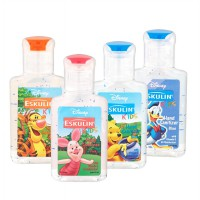 Eskulin Disney Kids Hand Sanitizer 50 ml - Winnie The Pooh/Donald Duck