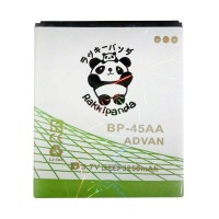BATTERY BATERAI DOUBLE POWER DOUBLE IC RAKKIPANDA ADVAN BP-45AA 3250mAh