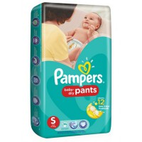 Pampers Popok Baby Dry Pants - S 36