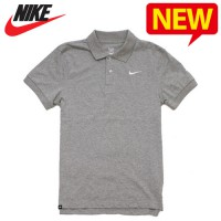 Bargain Nike Short Sleeve Tee polo karati AS AD CLUB POLO JERSEY SOLID BH-413515-063
