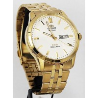 Orient FEM7P00AW9 Gold Stainless Steel For Men