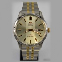 Orient FEM7P00CC9 Two-Toon Stainless Steel For Men