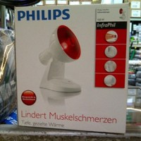 Lampu Ir Lamp Philips