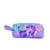 Young Soul Kid Pencil Case - Pony purple