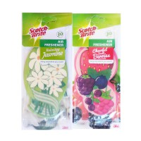 3M Soctch Brite Paket Pengharum Ruangan Cheerful Sweet Berries & Relaxing Jasmine (Air Freshener)