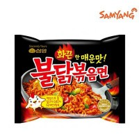 SAMYANG - HOT SPICY CHICKEN RAMEN BULDAK 1 PCS