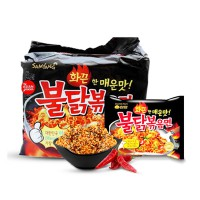 SAMYANG - HOT SPICY CHICKEN RAMEN BULDAK 7 PCS (1 KG)